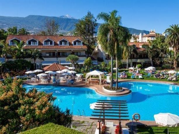 Hotel sol parque san antonio tenerife puerto de la cruz compare deals - Hotel sol puerto de la cruz ...