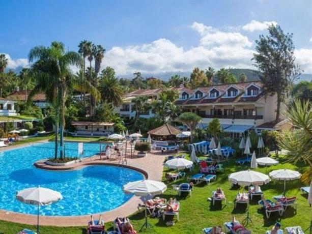 Hotel sol parque san antonio tenerife puerto de la cruz compare deals - Sol parque san antonio puerto de la cruz ...