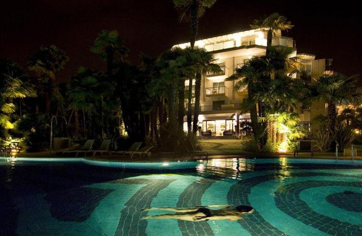 Parc Hotel Flora