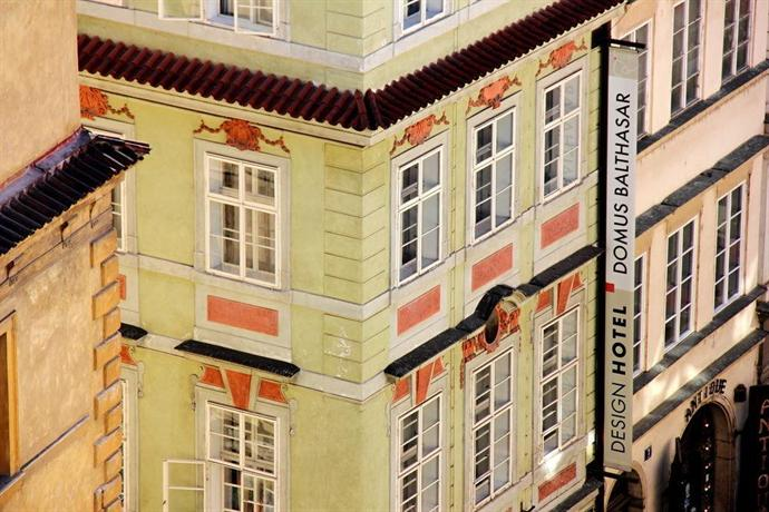 Domus balthasar design hotel prague compare deals for Design hotel deals