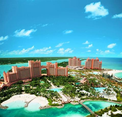 Atlantis resort for adults