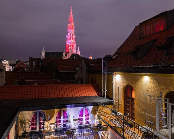 Mozart Hotel Brussels
