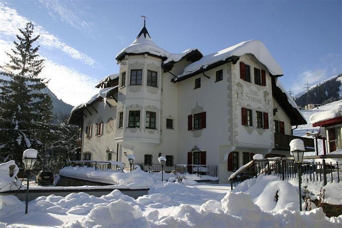 Hotel Bergschlossl St Anton