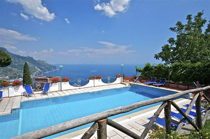 Villa casale residence ravello compare deals for Hotels in ravello with swimming pool