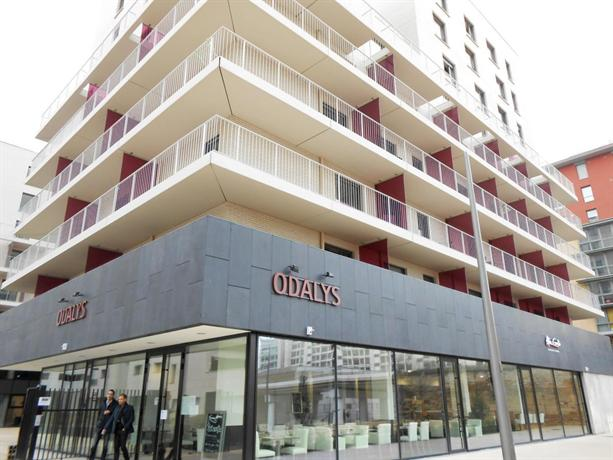 Appart Hotel Confluence Lyon