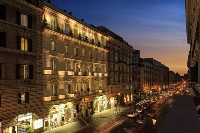 Hotel Artemide - room photo 11026173