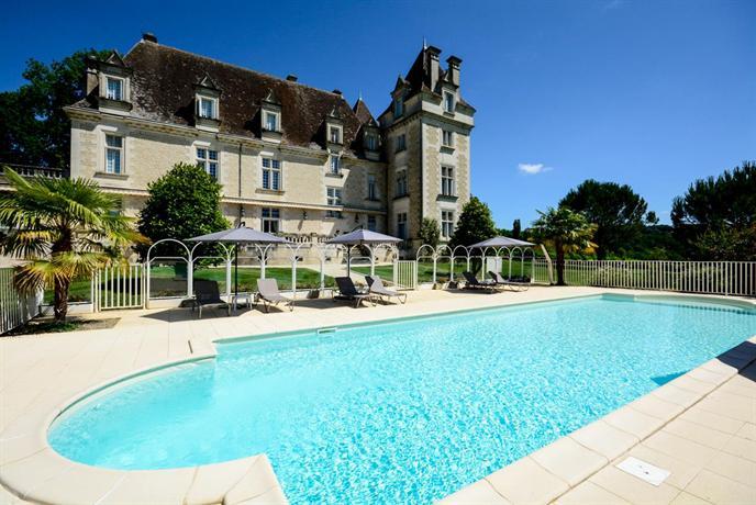 Hotel Restaurant Du Chateau Beynac France
