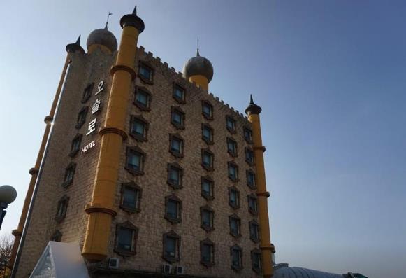 Oslo Hotel Incheon