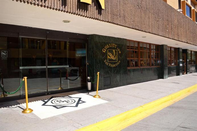 Quality Inn San Francisco Chihuahua