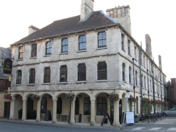The Imperial Hotel Stroud