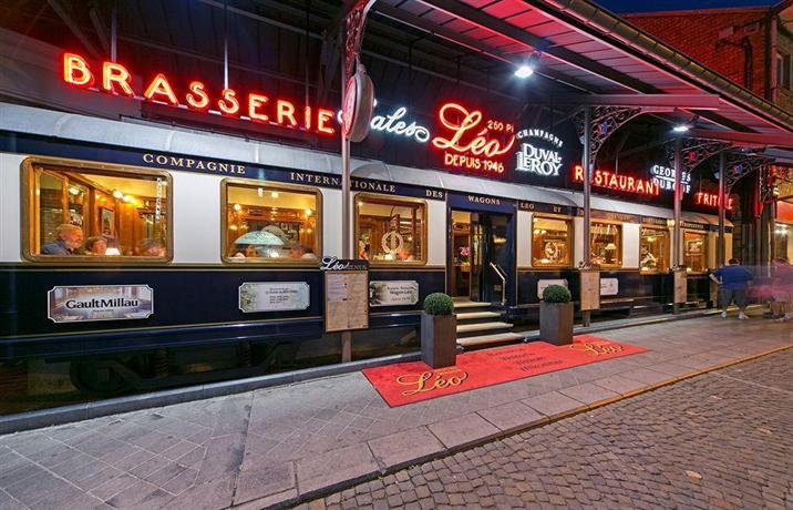 Hotel Leo Station Villa et Annexes