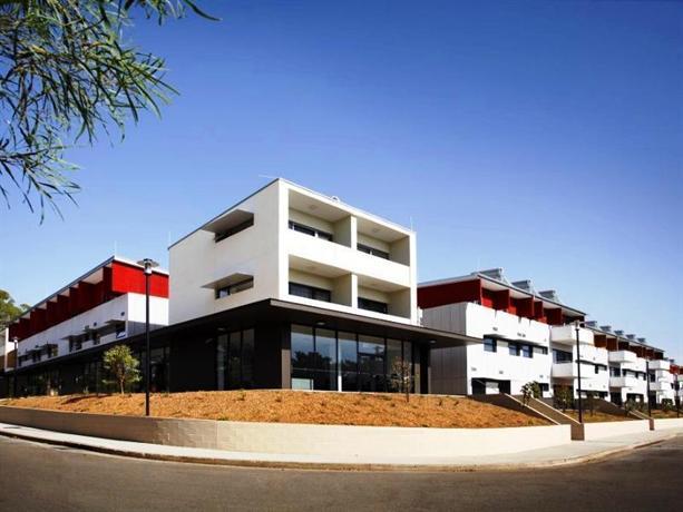 Western Sydney University Village - Parramatta