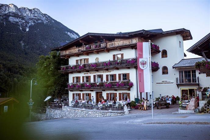 Mariasteinerhof Hotel Mariastein