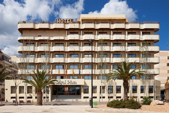 Royal Plaza Hotel Ibiza Town