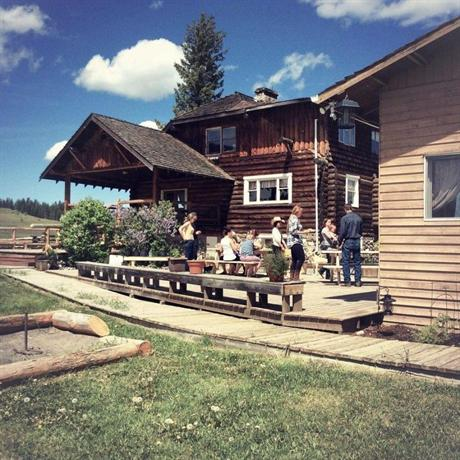 Big Bar Guest Ranch Exeter