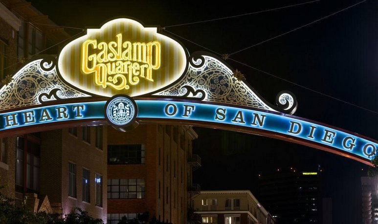 San Diego Marriott Gaslamp Quarter
