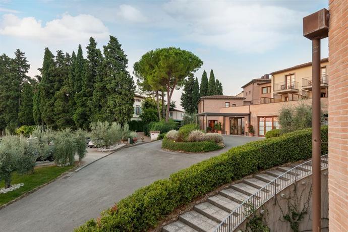 Hotel Villa San Paolo San Gimignano Italy