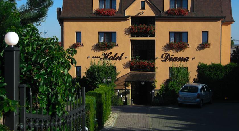 Hotel Diana by Kuchar Family