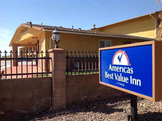 Americas Best Value Inn Adelanto Victorville