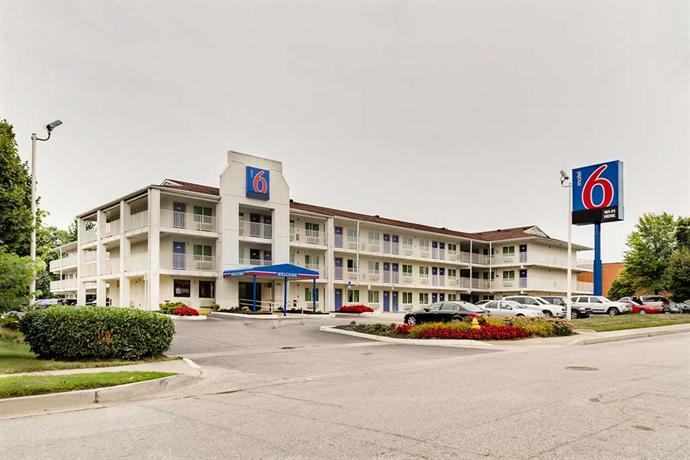 Motel 6 Linthicum Heights - Baltimore Washington International A