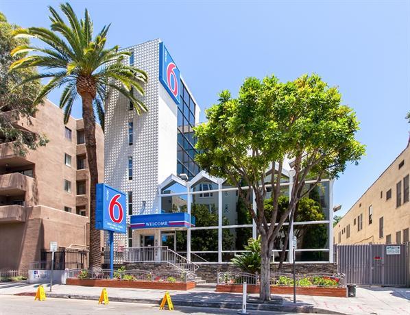 Motel 6 Los Angeles - Hollywood