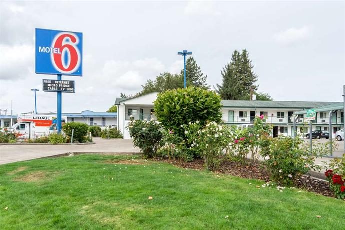 Motel 6 Albany Oregon