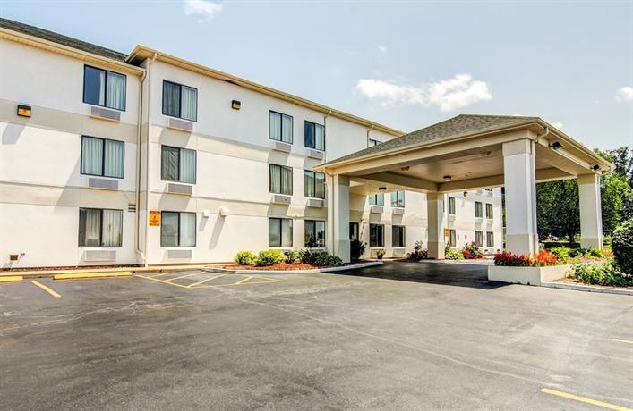Motel 6 - Columbia