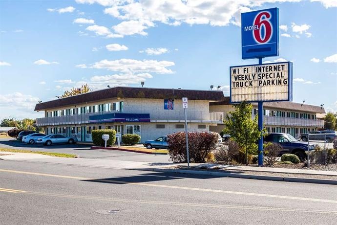 Motel 6 Moses Lake