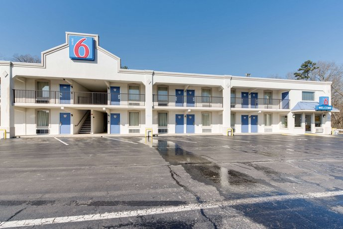 Motel 6 Kingston Tennessee