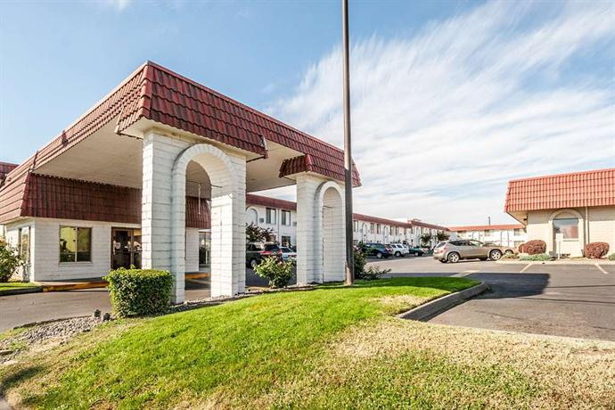 Motel  In Hermiston Oregon