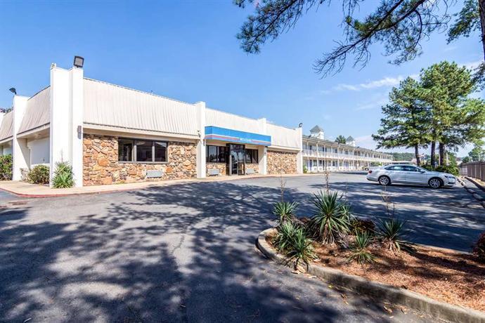 Motel 6 Little Rock - North