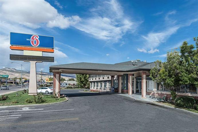 Motel 6 Richfield UT