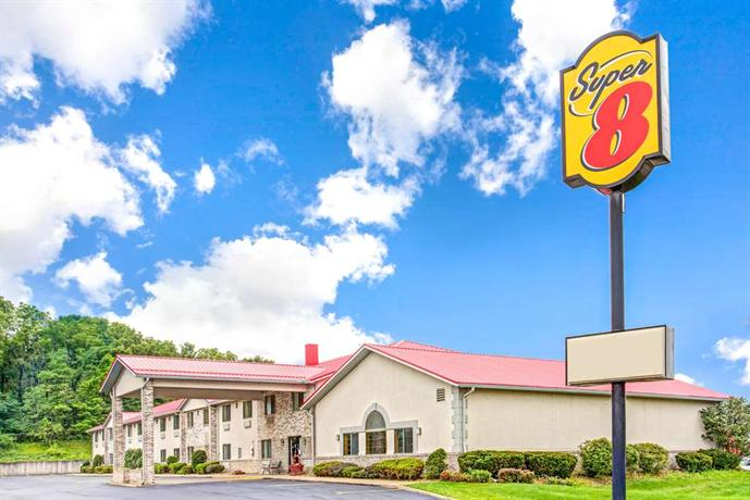 Super 8 Motel Mount Vernon Ohio