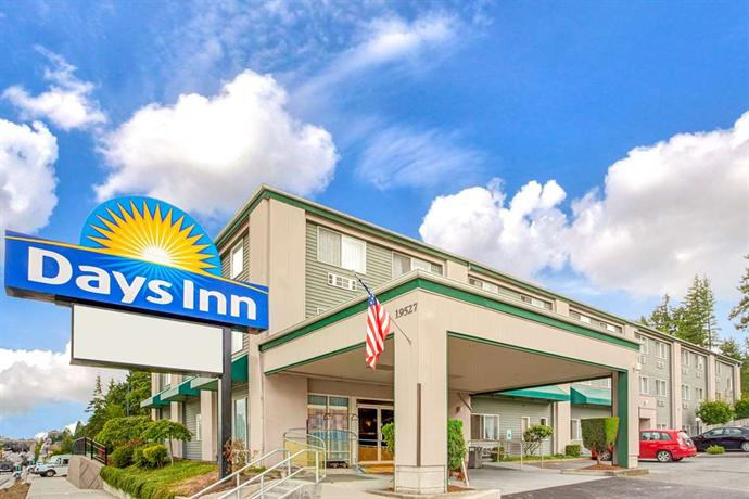 Days Inn Aurora Seattle