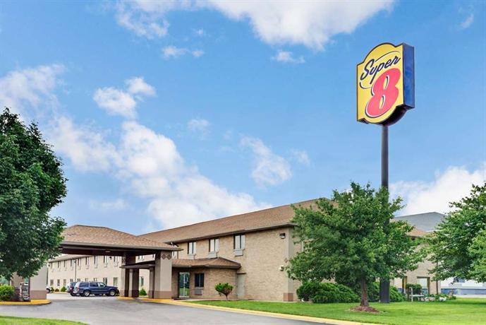 Super  Motel Kokomo Indiana