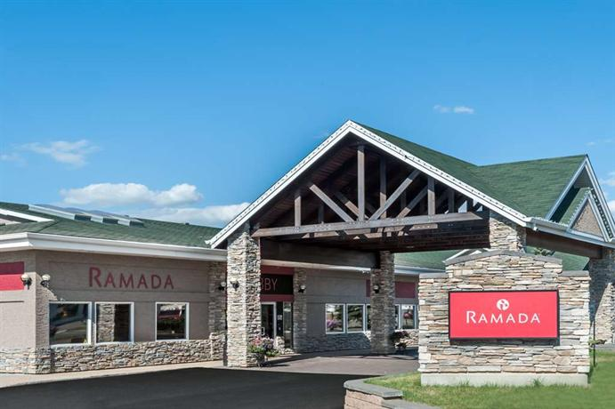 Ramada Inn & Suites Stony Plain