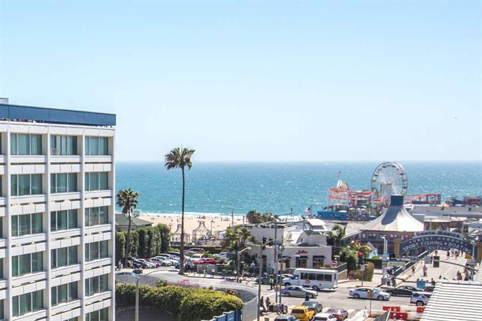 Hotels Santa Monica Pier Ca