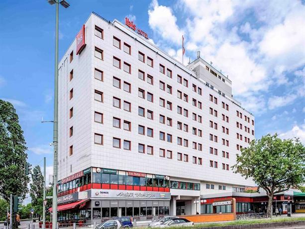 Hotel ibis Berlin Messe