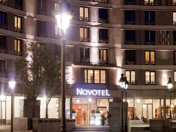 Book Hotel Novotel Gare De Lyon, France | Teletext Holidays