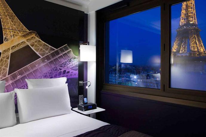 Hotel PARIS - Mercure Paris Centre Eiffel Tower Hotel