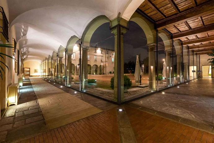 Grand hotel villa torretta milano mgallery by sofitel for Villa torretta