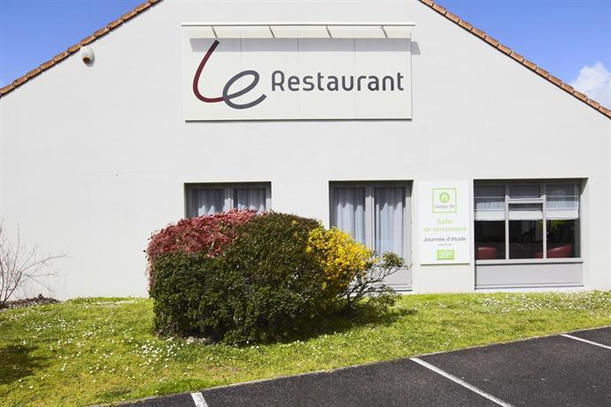 Campanile Bordeaux Sud Gradignan Talence Hotel