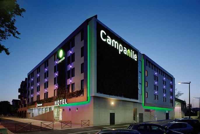 Campanile Lyon Sud Oullins Hotel