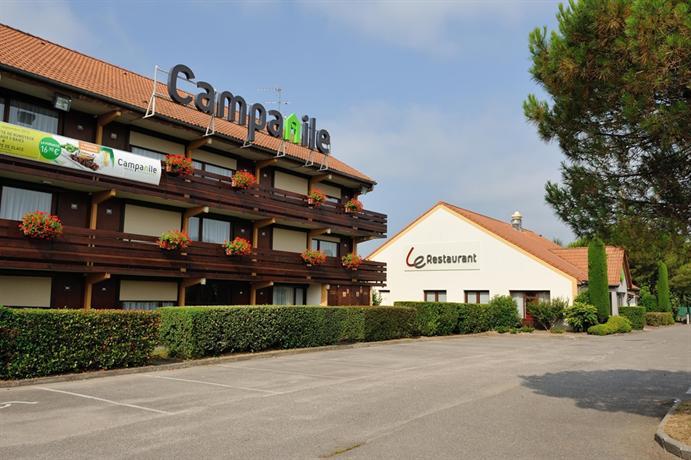 Campanile Hotel Marmande