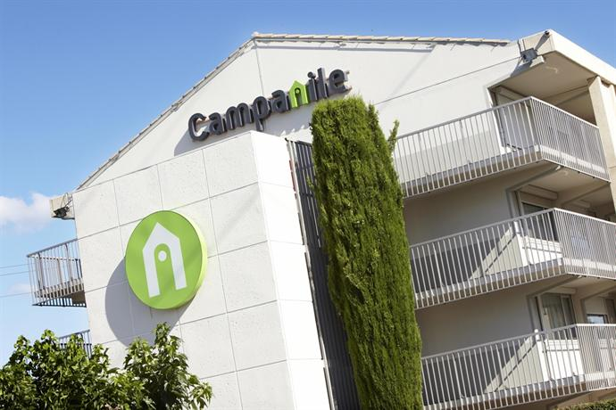 Campanile Montpellier Est Le Millenaire Hotel