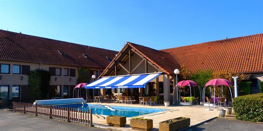 Kyriad Hotel Bergerac Saint-Laurent-des-Vignes