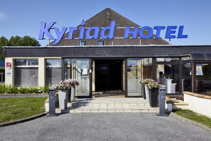 Hôtel Kyriad Compiègne