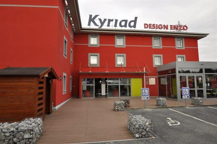 Kyriad Design Enzo Reims Tinqueux