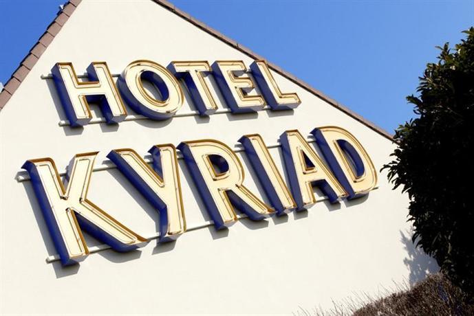 Kyriad Saint Quentin En Yvelines Hotel Plaisir