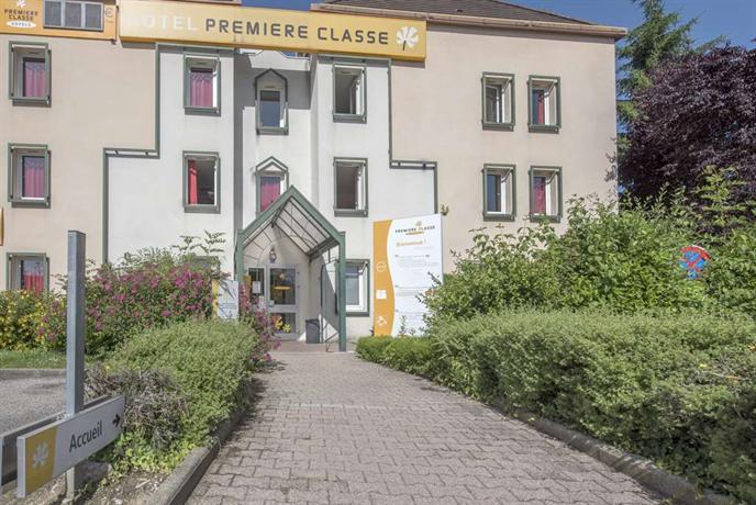 Premiere Classe Geneve-Saint Genis Pouilly